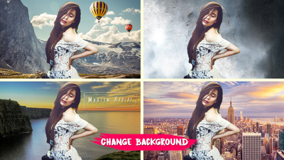 Edit and retouch any photo in photoshop with unlimited revisions For (10) photos