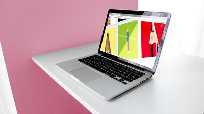 Design and build a sleek, modern and responsive Wordpress website