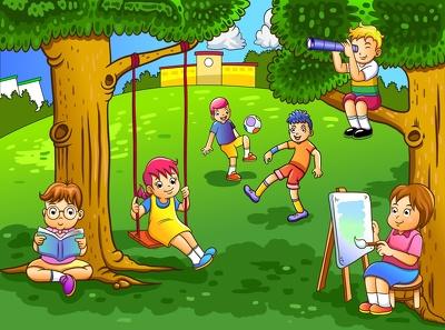 Design children book in 24 hrs
