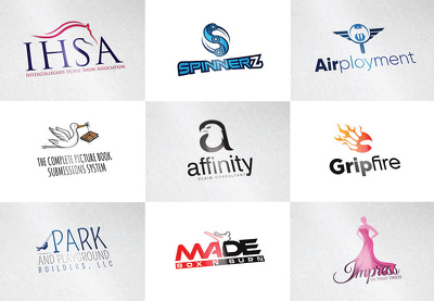 Create 2 PREMIUM Logos w/ Unlimited Revisions + Source files in 24 Hours