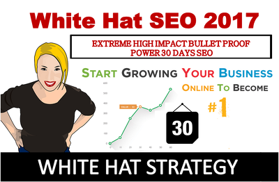 NEW EXTREME HIGH IMPACT BULLET PROOF POWER 30 DAYS SEO STRATEGY PACK
