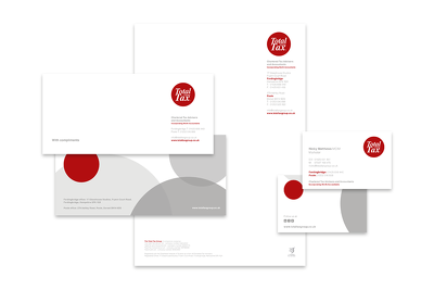 Design professional stationery for your company