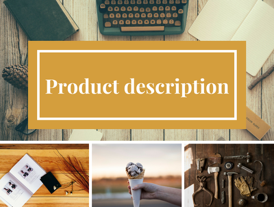 Write up to 10 SELLING product descriptions