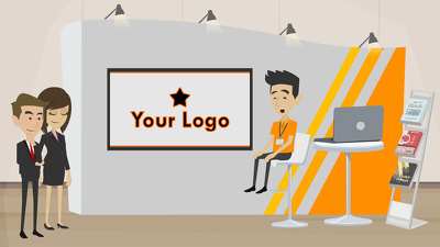 Create an 1 minute animated explainer video to promote your product, brand or idea