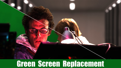Add the perfect background to your green screen footage