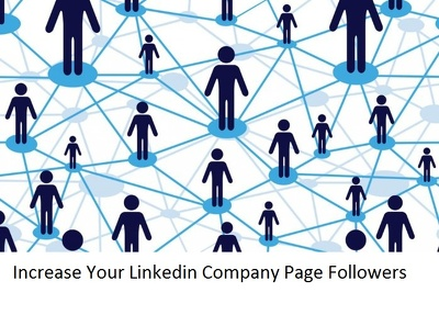 Add 300 Linkedin followers to your Company Page