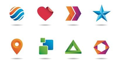 Design modern and unique logo ( Versatile, 3D, Retro or any type of logo)