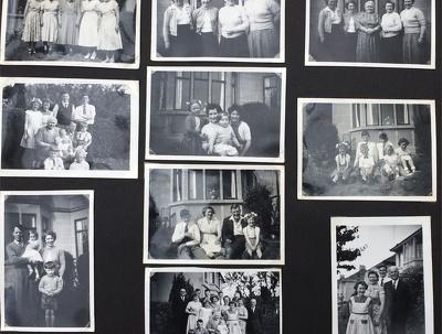 Digitize 50 old photos