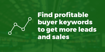 Improve Your SEO Ranking For Target Buyer Keywords