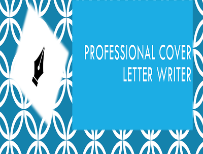 Write the cover letter you require to secure that job within 24 hours