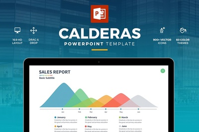 Deliver Calderas Powerpoint Template