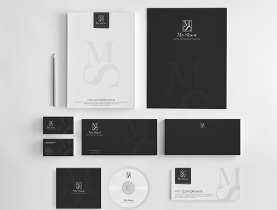 Design awesome business Stationary & Corporate brand identity