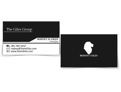 Create 5 exclusive business card