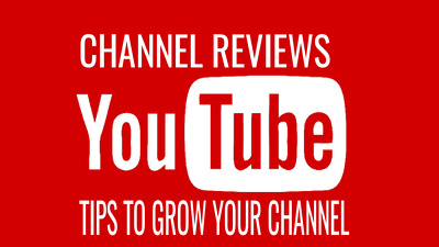 Review your YouTube Channel & offer optimisation tips to help you grow