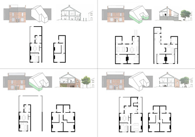 Create a full existing drawing package from a measured survey within 48 hours.