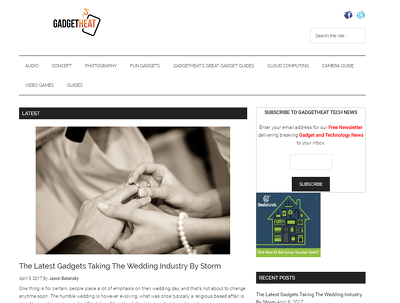 Publish Your Guest Post, Sponsored Post, or Blog Post on my Gadget Blog