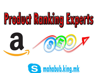 Give you great product ranking service at amazon seo