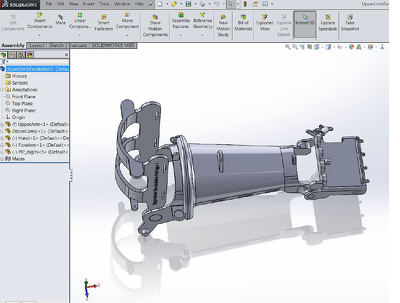 Create 3D model use solidwork, catia, creo and nx