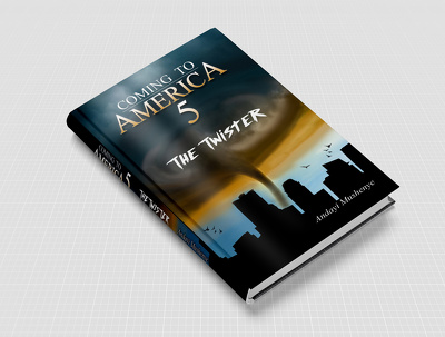 I can design for you a unique, brilliant, eye-catching book cover and book layout