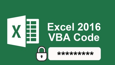 Create an excel Macro using VBA to automate a piece of work
