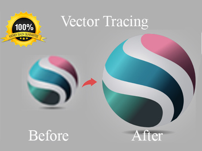 Convert Your Logo To Vector In 24 Hours