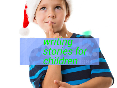 Write a story or a fairy-tale for children in English
