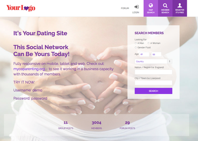Own your own Fantastic Dating Social Network built on Wordpress