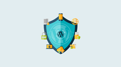 Install any Wordpress Theme, security and cache plugins
