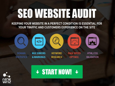 Do professional SEO website audit and write an action plan