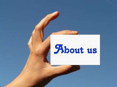 Write The Most Persuasive About Us Page