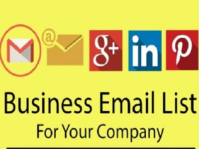 1000 collect business email list