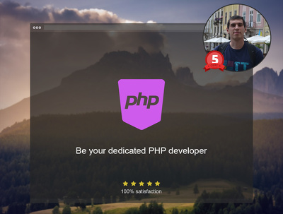 Be Your Dedicated PHP Developer 1 hour