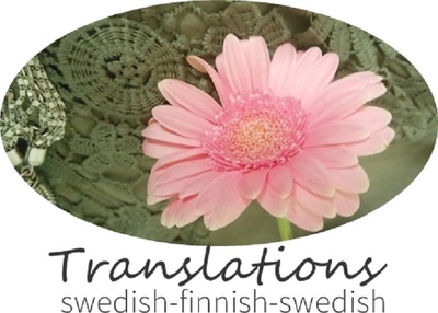Translate 20 product descriptions for your webshop ( swe-fin)