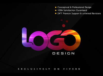 Design 2 AWESOME Logo Within 6 Hours