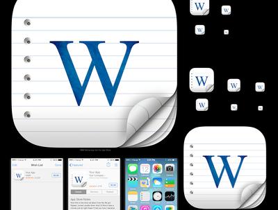 Design Professional iOS/Android/Web App Icon