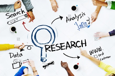 5 hours of  web research on any Topic or data compilation