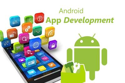 Build custom native android applications using java