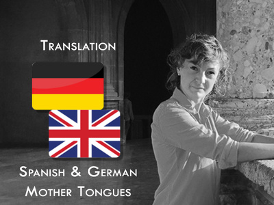 Translate your text (300 words) from English into German in 24h
