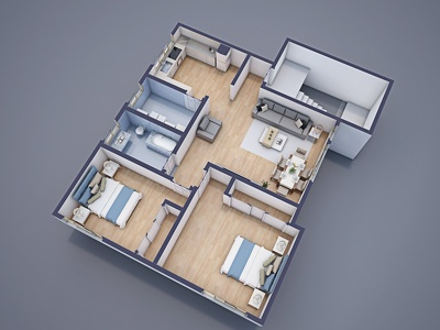 Make 3d Floor Plan