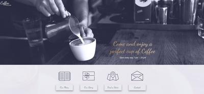 Create a modern WordPress website using Premium theme