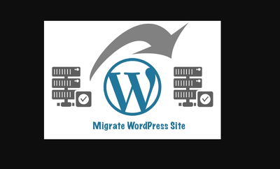 Move or Migrate Wordpress website from one server to another