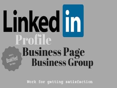 Create professional CV or linkedin resume