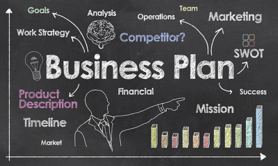Write a business plan for investment readiness