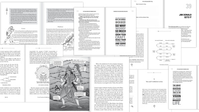 Layout and typeset a text-based 200-page book (novels, non-fiction, fiction)