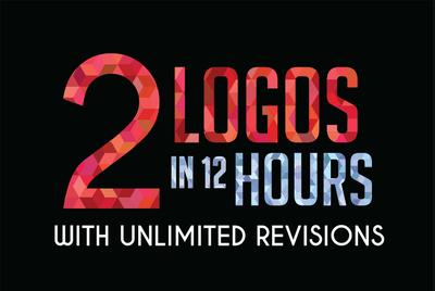 Design 2 Business LOGO In 12 Hrs+ FREE 3D Mockup+ Source File+ PDF+ AI+ EPS+ PNG+ JPG