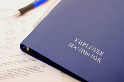 Provide a bespoke employee handbook for employees