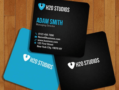 Design Outstanding Business Card Within 6 Hours