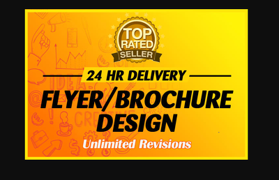 Design Any Type Of Flyer, Cover, Poster, Banner, Heade,Broucher  etc