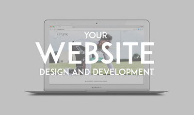 Develop and design your website with wordpress (up to 5 pages)