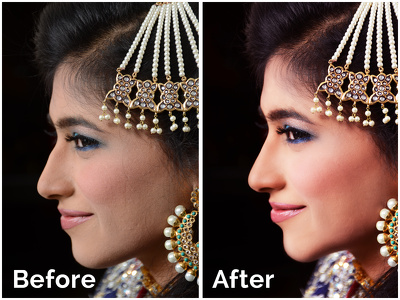 Make imperfect photo into an awesome shot (Photo Retouching)